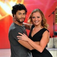 Jesus Luz, Madonna's Ex, And Agnese Junkure Stirs Dating Rumors On Celeb Dancing Show [READ MORE: http://uinterview.com/news/jesus-luz-madonnas-ex-and-agnese-junkure-stirs-dating-rumors-on-celeb-dancing-show-9039] #JesusLuz #Mafonna #AgneseJunkure #BallandoConLeStelle #DancingWithTheStars #DatingRumors #Dating