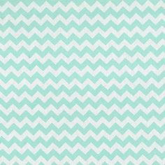 TrendLab Mint Green and White Chevron Crib Sheet   Overstock™ Shopping - Big Discounts on Baby Bed Sheets