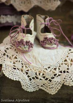 Обувь от Светлана Алпутовой