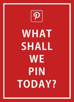 "HEY PINTEREST!  ""IF IT AIN'T BROKE...DON'T FIX IT!  I LIKE KNOWING WHO'S PINNING ME, I LIKE MAKING NEW FRIENDS!  WHAT'S WRONG WITH ""PINTEREST"" JUST THE WAY IT IS???  WE'LL ALL BE HEADING BACK TO FB....AND ALL YOU""LL HAVE IS A BUNCH OF ""EMPTY BOARDS"", AND NOBODY ""PINNING!  WE ARE HAPPY WITH THE WAY IT IS NOW!!!  PLEASE DON'T IGNORE YOUR LOYAL FOLLOWERS!"
