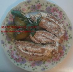 Rulada din ficatei de pui Foie Gras, Meat, Chicken, Food, Salads, Essen, Meals, Yemek, Eten