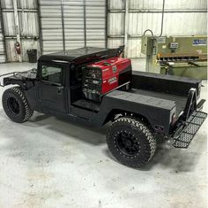 I've never ever wanted a Hummer, until now!