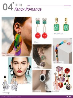 What is jewelry to you? If it is merely an accessory to you, then there are probably, a lot of things you do not know about jewelry Latest Jewellery Trends, Jewelry Trends, Contemporary Fashion, Shopping Hacks, Fashion Earrings, Latest Fashion, Jewelery, Fashion Accessories, Jewelry Design
