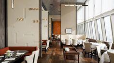 Commercial Interiors. Park Hyatt Shanghai. Designer: Tony Chi.