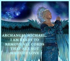 #ArchangelMichael #angel #cutthecords #selflove #StMichaelrosary
