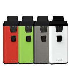Cuecig - Eleaf Icare 2 AIO Starter Kit   NEW ARRIVAL, $21.95 (https://cuecig.com/starter-kits/eleaf-icare-2-aio-starter-kit-new-arrival/)