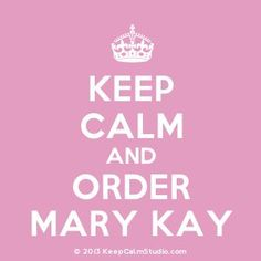 Come order some products or get information on other activities here!! I give out free stuff and discounts all the time!! marykay.com/crawford.carrie