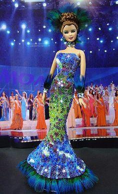 Miss world doll