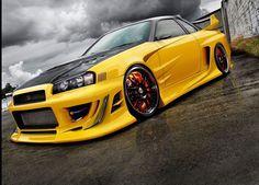 いいね♪ #geton #car #auto #NISSAN #R34 #GTR ↓他の写真を見る↓ http://geton.goo.to/photo.htm 目で見て楽しむ!感性が上がる大人の車・バイクまとめ -geton http://geton.goo.to/