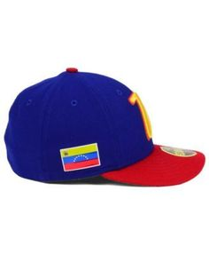 outlet store sale e0b8e cbf2e New Era Venezuela 2017 World Basball Classic 59FIFTY Cap   Reviews - Sports  Fan Shop By Lids - Men - Macy s