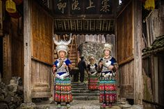 Welcome to Langde Miao Village by William Yu on 500px