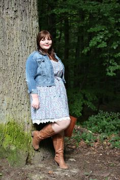 Plus Size Country Outfit