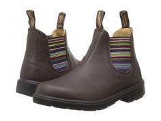 Blundstone Kids 1413 (Toddler/Little Kid/Big Kid) (Brown/Multi) Girls Shoes