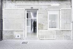 Dental Clinic by NAN Arquitectos, Pontevedra – Spain » Retail Design Blog