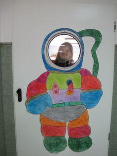 Resultado de imagen de astronomia niños infantil manualidades