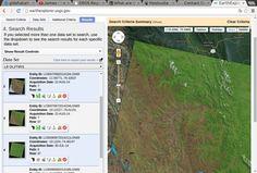¿Donde descargar imágenes satelitales multiespectrales Landsat 8?
