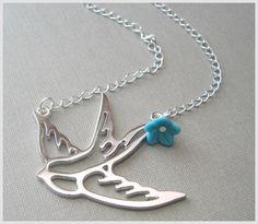 Metal bird cut out