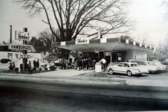 Hardee's on 10th Street in the 60's
