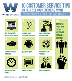 Customer Service Tips to Set Your Business Apart