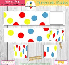 ficha-colores Herve, Activities For Kids, Homeschool, Coding, Colours, Activities, Colors, Ideas, Shape Activities