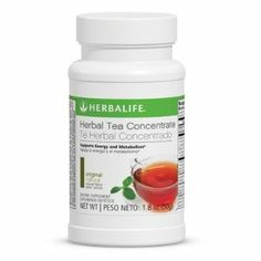 Herbalife - Herbal Concentrate - Original (1.8 Oz) by Herbalife. $6.55. Delicious, instant and low-calorie.. Provides an energy boost and weight-management support.. Antioxdant and thermogenic benefits of green tea and botanicals.. Ditch the coffee and soda for this refreshing and tasty alternative. Feel reinvigorated with this natural energy lift; a help to fatigue caused by stress. It's delicious, instant and low in calories.