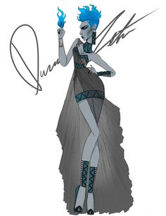 Disney villains, Hades by Daren J