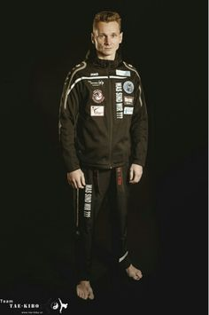 Levente Bertalan, IV. DAN, Nationalteam Member