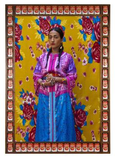 Hindi Kahlo, 2011, by Hassan Hajjaj
