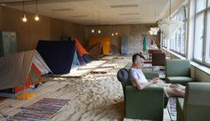 If dragging your laptop out to the beach isn't your thing, check out these co-working spaces.