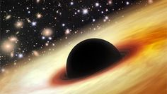 Astronomers have discovered a supermassive black hole of 12 billion solar masses in observations reaching back to when the universe was only a billion years old.