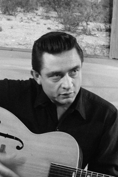 Hello....my name is Johnny Cash