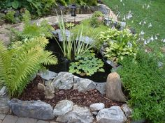 Pinning my pond for others.