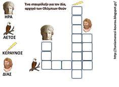 Greek Mythology, School, Blog, Blogging