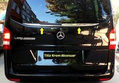 Cool Mercedes: MERCEDES VITO W447 2014-2016 KROM ARKA CAM ALTI ÇITASI AKSESUARI PASLANMAZ ÇEL...  MERCEDES Krom Aksesuar Check more at http://24car.top/2017/2017/07/15/mercedes-mercedes-vito-w447-2014-2016-krom-arka-cam-alti-citasi-aksesuari-paslanmaz-cel-mercedes-krom-aksesuar/