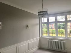 Amazing Georgian wall panelling dining room makeover,Cheshire