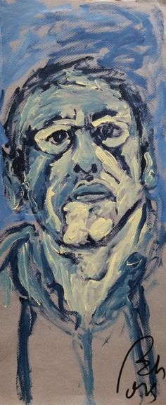 Bachmors selfportrait January 27 #self-portrait #self-portraitproject #bachmors @bachmors artist artist #artcollector #artcollective #emergingart #artwork #artcreation #capimans