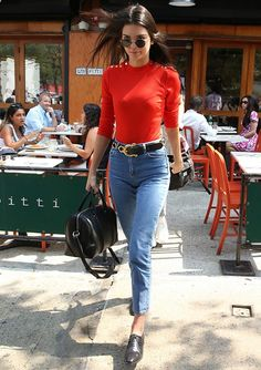 Kendall Jenner Street Style  #kendalljenner #streetstyle