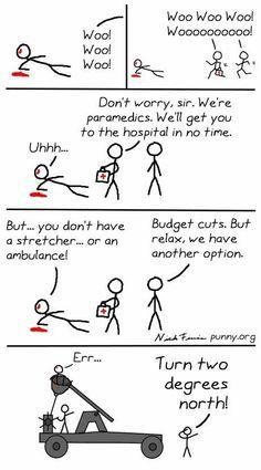 Paramedic Budget cuts