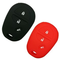 SEGADEN Silicone Cover Protector Case Skin Jacket fit for JEEP Renegade 4 Button Flip Remote Key Fob CV4757 Black
