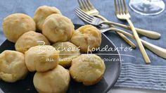 Bouchées fondantes au crabe et au poireau | Cuisine futée, parents pressés