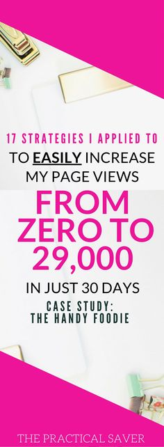 Blog Traffic Tips! Learn how to grow your blog traffic with these tips. #blogging #blog
