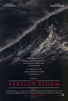 The Perfect Storm 11x17 Movie Poster (2000)