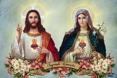 May the Sacred Heart of Jesus be adored and loved in all the tabernacles until the end of time. May the Most Sacred Heart of Jesus be praised and glorified now and forever. Blessed be t… Virgin Mary Painting, Virgin Mary Art, Catholic Pictures, Jesus Pictures, Divine Mercy Jesus, Jesus E Maria, Jesus Prayer, Rosary Prayer, Mona Lisa