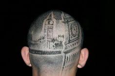 Modern Haircuts, Cool Haircuts, Haircuts For Men, Undercut Hairstyles, Cool Hairstyles, Hair Tattoo Designs, Shaving Cut, World Hair, Hair Patterns