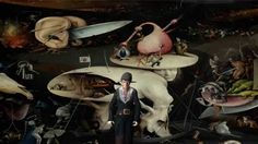 Tribute to Hieronymus Bosch,the surrealism father-Direction-Inacio Zatz
