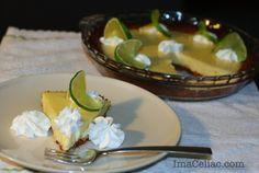 Gluten Free Key Lime Pie   I'm A Celiac