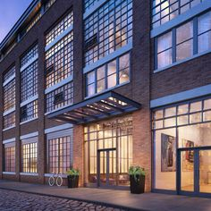 Full Service Luxury Condominiums in DUMBO NYC | 51 Jay St.