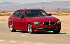 2013 Motor Trend Car of the Year Contender: BMW 3 Series.