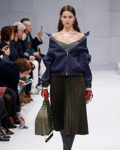 fall fashion 2016 off-the-shoulder trend balenciaga