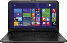 "HP 255 15.6"" HD (1366 x 768), AMD Dual-Core E1-6015 (1.4 GHz, 1 MB), RAM 4096MB DDR3L SDRAM, HDD 500 GB 5.4 SATA, DOS"